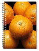 The Oranges Spiral Notebook