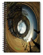 The Other Side Spiral Notebook