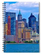 The Other Side Of The City Spiral Notebook