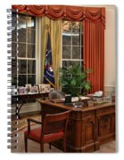 The Oval Office Spiral Notebook