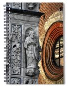 The Oval Window Spiral Notebook
