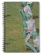 The Pads Digital Art Spiral Notebook
