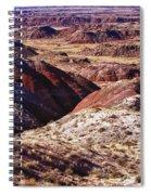 The Painted Desert  8023 Spiral Notebook