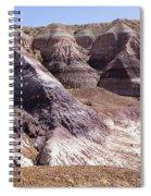 The Painted Desert Spiral Notebook