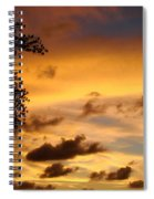 The Painting Of The Creator Spiral Notebook