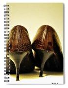 The Pair Spiral Notebook