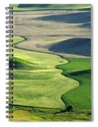 The Palouse 2 Spiral Notebook