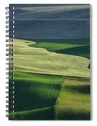 The Palouse 4 Spiral Notebook