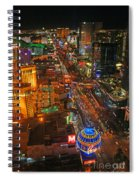 The Paris Balloon Spiral Notebook