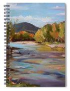 The Pemi In Autumn One Spiral Notebook