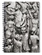 The People Spiral Notebook