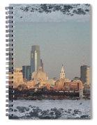The Philadelphia Experiment Spiral Notebook