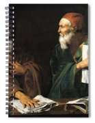 The Philosophers Spiral Notebook