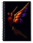 The Phoenix Rising... Spiral Notebook