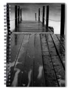 The Pier...protaras Spiral Notebook