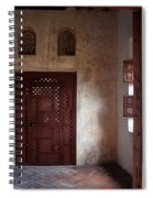 The Pink Corner Spiral Notebook