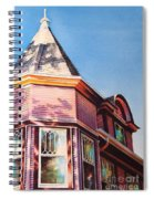 The Pink Lady Spiral Notebook