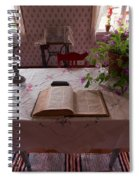 The Place Of The Bible In Kovero Spiral Notebook