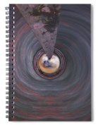 The Pole Spiral Notebook