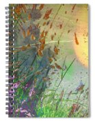 The Pond Spiral Notebook