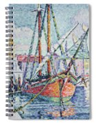 The Port Spiral Notebook
