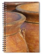 The Potters Wares Spiral Notebook