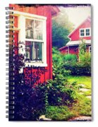 The Potting Shed Spiral Notebook