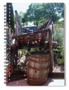 The Pourch Spiral Notebook