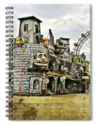 The Prater - Vienna Spiral Notebook