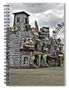 The Prater In Vienna Spiral Notebook