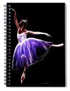 The Princess Dancer Spiral Notebook
