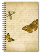 The Printed Page 1 Spiral Notebook