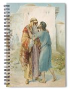 The Prodigal's Return Spiral Notebook