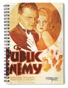 The Public Enemy Spiral Notebook