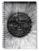 The Pupil Of The Eye Spiral Notebook