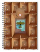 The Queens Pictures Spiral Notebook