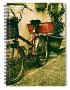 The Quiet Life Spiral Notebook