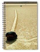 The Racetrack 5 Spiral Notebook
