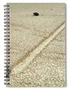 The Racetrack 7 Spiral Notebook