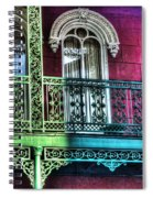 The Railing Spiral Notebook