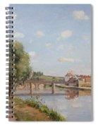 The Railway Bridge Spiral Notebook