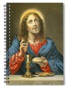 The Redeemer Spiral Notebook