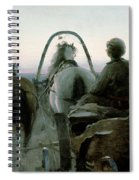The Return Journey Spiral Notebook