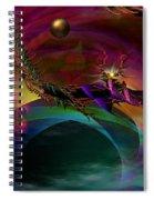 The Return ....of Draconem... Spiral Notebook