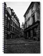 The Right Way Stockholm Spiral Notebook