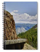 The Road Less Traveled Spiral Notebook