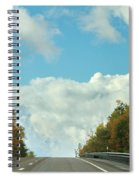 The Road To Heaven Spiral Notebook