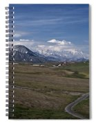 The Road To The Great One Spiral Notebook