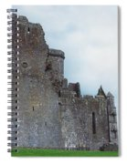 The Rock Of Cashel, Co Tipperary Spiral Notebook