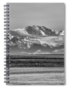 The Rockies Spiral Notebook